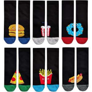 Soxy Pizza Sock