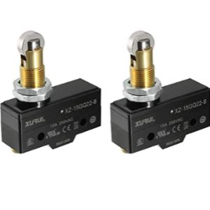 Sourcing Map Plunger Type Limit Switch