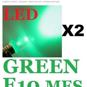 Car-Led Green Sidelight
