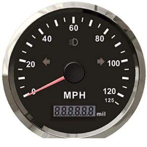 Eling Gps Speedometer Mph