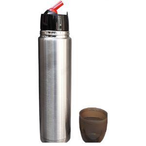 Gaucho Bruno Stainless Steel Bullet Flask