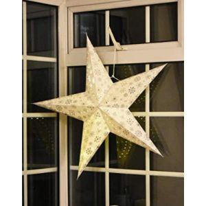Decorative Led Paper Lantern Light