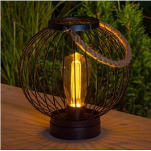 Noma Metal Led Lantern