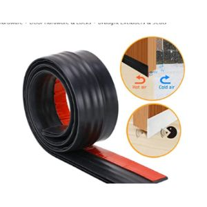 Youshares Draught Excluder Rubber Seal