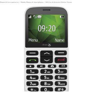 Doro Picture Flip Phone
