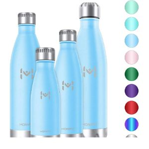Hompo Insulated Collapsible Water Bottle