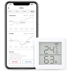 Switchbot Best Home Humidity Meter