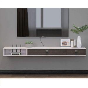 Sjysxm-Floating Shelf Electronics Corner Shelf