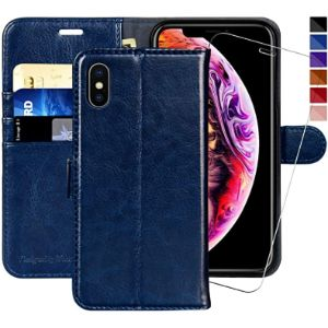 Monasay Iphone X Flip Cover