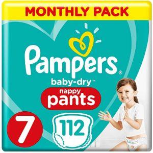 Pampers Number 8 Design