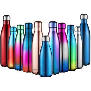 Anjoo Metallic Taste Stainless Steel Water Bottle