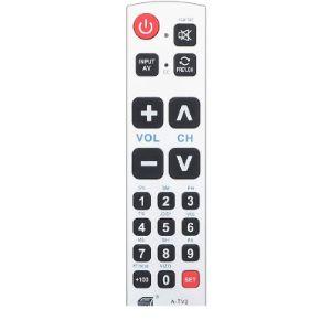 Alkia Easy Universal Remote Control
