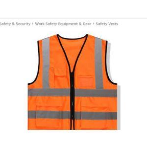 Xiaokeai Police Safety Vest Reflective