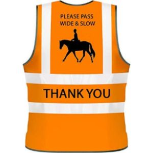 Productsave Equestrian Safety Vest