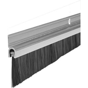 Sealed In Quality Foot Brush Strip Draft Excluder