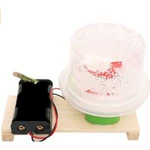 Fenteer Preschool Science Experiment
