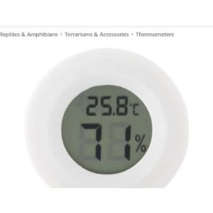 Zerodis Reptile Humidity Meter