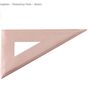 Bhty235 Right Angle Triangle Ruler