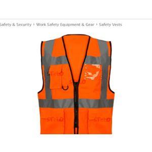 Stylo Online Radio Pocket Safety Vest