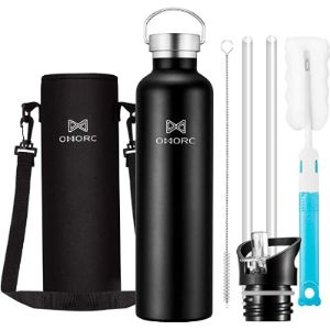 Omorc St Stainless Steel Water Bottle Filter