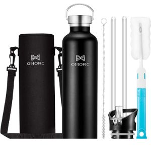 Omorc St 2 Litre Insulated Water Bottle