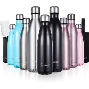Sportneer Vacuum Sealed Water Bottle