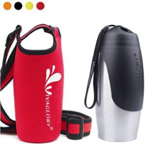 Vivaglory Best Dog Travel Water Bottle