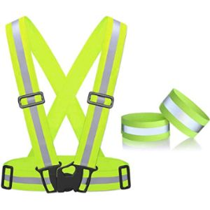 Ankky Cycling High Visibility Vest