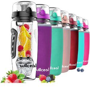 Willceal Fruit Infused Best Water Bottle