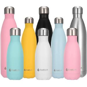 Keetan Review Stainless Steel Baby Bottle