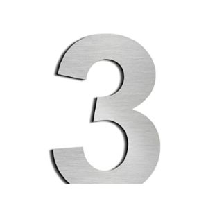 Nanly Home Numeral Plaque