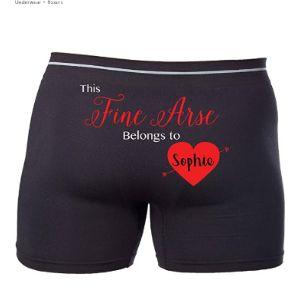 Smartypants Valentine Boxer Short