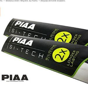 Piaa Super Silicone Wiper Blade