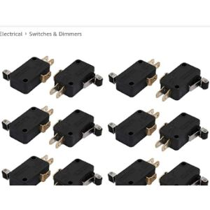 Sourcing Map Dc Limit Switch