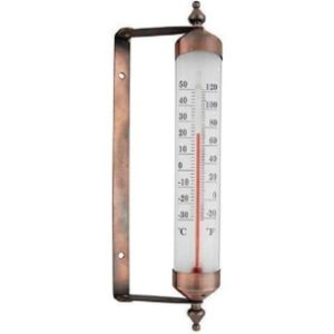 Linoows Exterior Window Thermometer