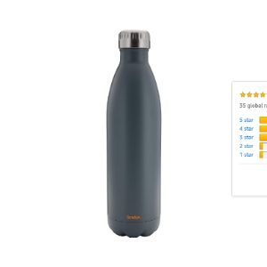 Smidge Good Insulated Water Bottle