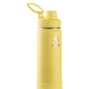 Takeya Sleek And Rugged Sports Water Bottle
