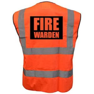 Visit The Expert Workwear Store High Visibility Vest With Logo