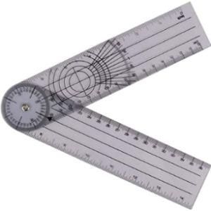 Jenabom Plastic Angle Ruler