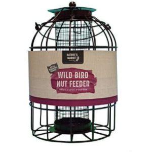 Homezone Bird Feeder Squirrel Resistant