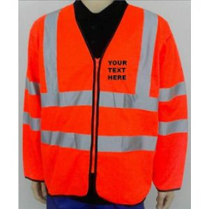 Step Ahead Personalized Safety Vest