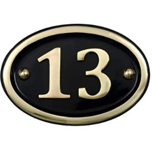 House Number 13