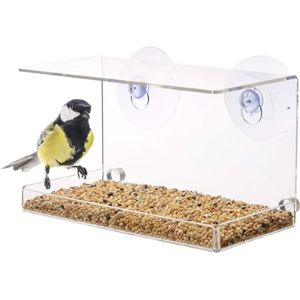 Utenu Buy Window Bird Feeder