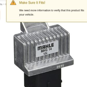 Jakoparts Glow Plug System