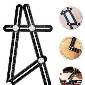 Okotsu Plastic Angle Ruler