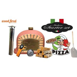Woodfired Brick Pizza Oven Kit
