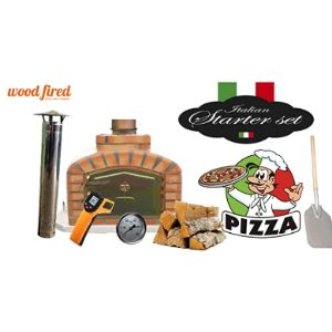 Woodfired Frontthermometer Kitour Kit