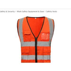 Fgybfqy Cotton High Visibility Vest