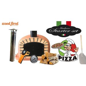 Woodfired Standard Deluxe Modelthermometer Kitour Kit