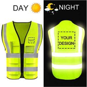 Yoweshop Custom High Visibility Vest